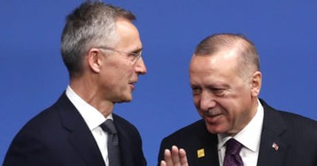 Turkey agrees to back Nato plan for Baltic states and Poland