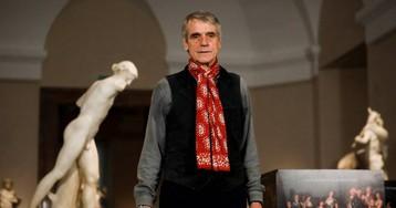 """Jeremy Irons: """"Me hubiera gustado ser retratado por Goya"""""""