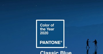 pantone announces 'classic blue' as 2020 color of the year