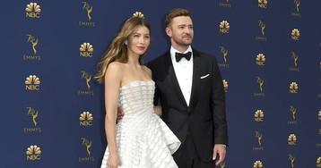 Justin Timberlake le pide disculpas públicas a Jessica Biel tras los rumores de infidelidad