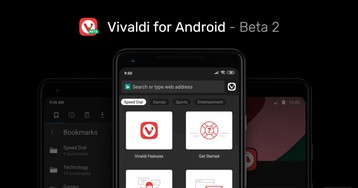 Vivaldi для Android: одна бета — хорошо, а вторая — лучше
