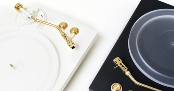 TRNTBL Puts a Colorful New Spin on Their Turntable Design