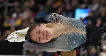 East Bay skater Alysa Liu has big show on international stage