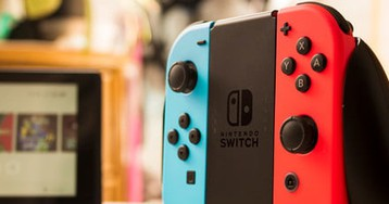 Nintendo Switch set a new sales record during Black Friday, despite few discounts