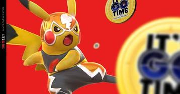 Pokemon GO code leak tips Hawlucha and/or Pikachu Libre!