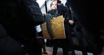 Greta Thunberg se presenta por sorpresa en la Cumbre del Clima de Madrid