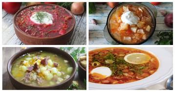 Топ-5 согревающих зимних супов
