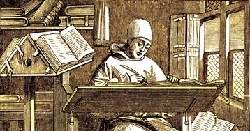Medieval Book Curses