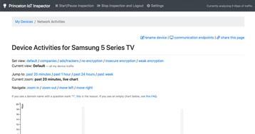 Умные телевизоры Samsung, LG, Vizio и TCL ежесекундно снимают «отпечатки» экрана и отправляют на сервер