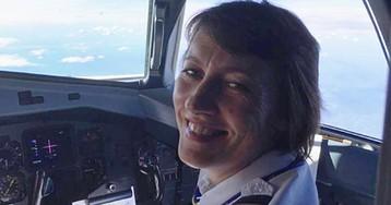 Российская женщина-пилот рассказала о плохих приметах перед полетом