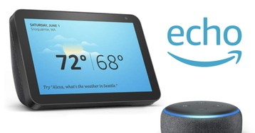 Amazon Echo Show 8 with Echo Dot bundle is just $80 ($100 off)
