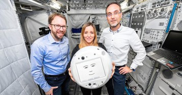 New Robot With 'Emotional Intelligence' Arrives at Space Station