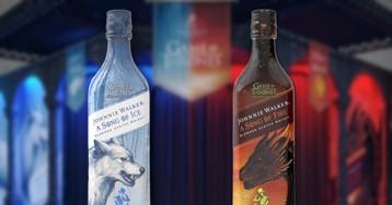 Johnnie Walker lança mais dois whiskies em homenagem a 'Game of Thrones'