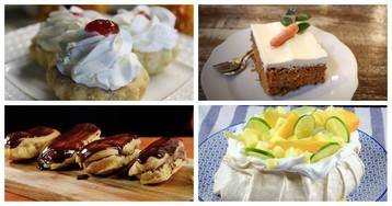 5 рецептов оригинальных пирожных, которые можно приготовить дома