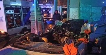 МЧС сообщило подробности смертельного тарана вестибюля МЦК в Москве