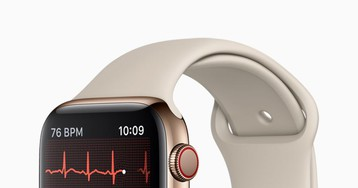 Apple Watch Saves Life Of Man Who Did Not Know What A-Fib Was