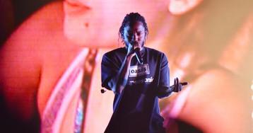 Kendrick Lamar Is Performing at a Bunch of European Festivals Next Summer