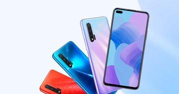 Представлены смартфоны Huawei Nova 6 и Nova 6 5G
