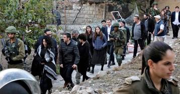 Una nueva colonia ahonda la partición de la ciudad palestina de Hebrón