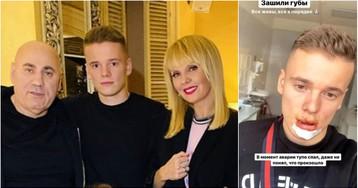 Сын Валерии чудом выжил в страшном ДТП на трассе Москва - Питер