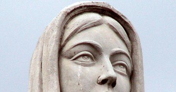 Sweden: Statue of Virgin Mary Stolen and Found Chopped Into Pieces