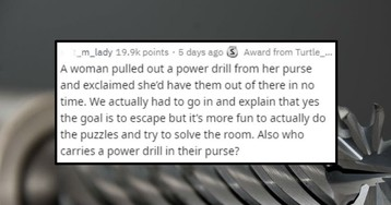 Stupid Ways People Tried to Solve Escape Rooms