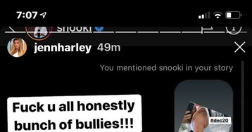 Jen Harley Slams 'Bully' Snooki While Showing More Bruise Pics, Teases Court Date With Ex Ronnie Ortiz-Magro