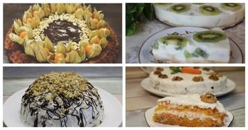 5 рецептов домашних тортов на любой вкус