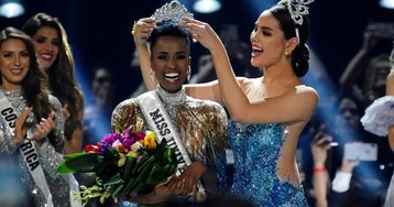 Титул «Мисс Вселенная» завоевала девушка из ЮАР