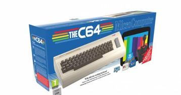 THEC64 full-sized Commodore 64 retro console starts shipping