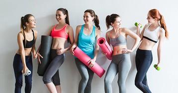 Работает лучше кардио: нескучная круговая тренировка для похудения