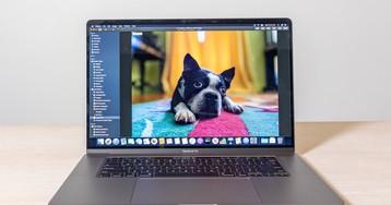 16-дюймовый MacBook Pro: первый косяк?