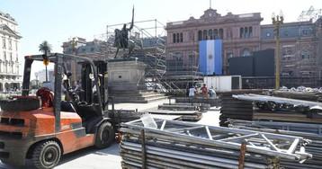 Argentina despide a Macri y se abraza al peronismo