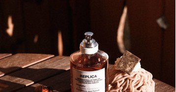 Аромат дня: Replica By The Fireplace от Maison Margiela