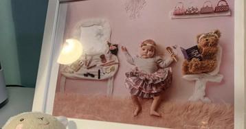 Малышка родилась с половинкой сердца. Она выжила благодаря врачам из Латвии и Германии