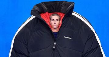 Дизайнер погрузился в мир уличной моды, чтобы подготовиться к показу. Но получилось показать только мем