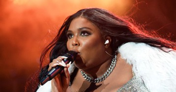 Lizzo Responds to Critics of Her Viral Lakers Moment: 'This Is Who I've Always Been'