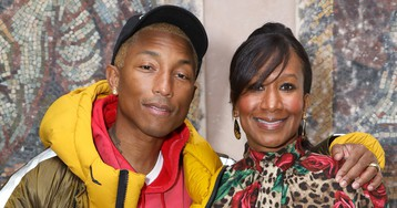 Pharrell Williams and Nicole Avant on Creating New Music for 'The Black Godfather'