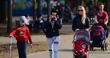 Каждая восьмая семья в российских мегаполисах живет за счет жены