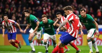 Atlético de Madrid - Lokomotiv en directo, la Champions en vivo