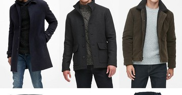 Half off BR Outerwear, 50% off EXPRESS, & More – The Thurs. Men's Sales Handful