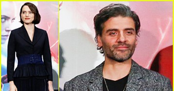 Daisy Ridley & Oscar Isaac Celebrate 'Star Wars: The Rise of Skywalker' in Tokyo!