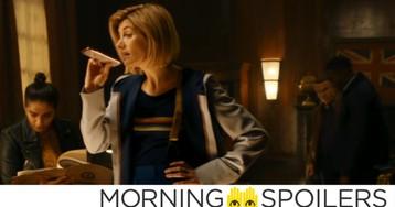 Doctor Who's Stars Tease a Major, Petrifying New Monster