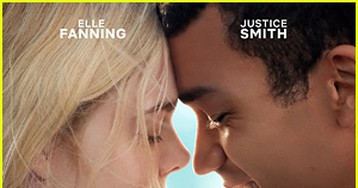 Elle Fanning & Justice Smith's 'All the Bright Places' Gets Premiere Date & Key Art