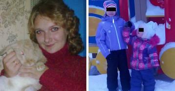 Пожар в подмосковной деревне: мать успела спасти детей, но не себя