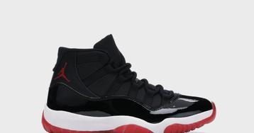 "The Long-Awaited Air Jordan 11 ""Bred"" Retro Is Ready to Shop"