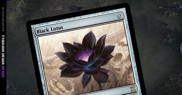 New Magic The Gathering set release revives Black Lotus