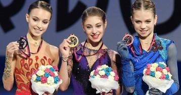 Тарасова выступила за возрастной ценз после ухода Загитовой из спорта