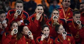 Mundial de balonmano femenino: España - Holanda, en imágenes