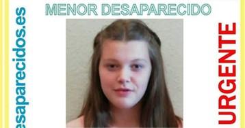 Desaparecida una menor de 14 años en Santander